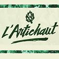 L'Artichaut à Torreilles annonce sa carte de restaurant.