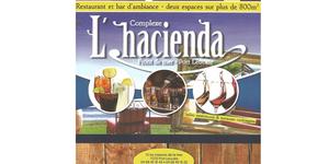 L' Hacienda Leucate Restaurant présente sa carte de boissons pour découvrir les apéritifs à déguster face à la mer avec ou sans alcool.