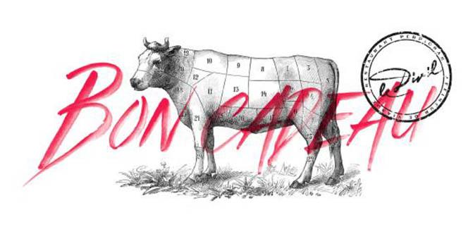 Le Divil est un restaurant de viandes à Perpignan qui propose des bons-cadeaux pour les amateurs de viandes mâturées et affinées.(® le divil)