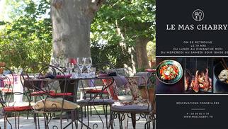 Le Mas Chabry à Perpignan vous donne rendez-vous le 19 mai (® SAAM S.Delchambre)