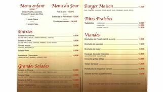 Le restaurant Le Nell's Perpignan présente sa nouvelle carte au Mas Guérido Cabestany.