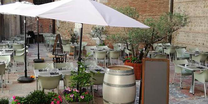 Le restaurant Le 17 à Perpignan est ouvert (® le 17 site)