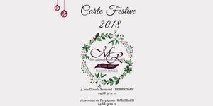Michel Roger Traiteur propose sa Carte des Fêtes de fin d 'année. Découvrez Michel Roger Traiteur pour Noël, les réveillons et le Jour de l'An à Perpignan et à Saleilles.