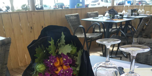 Le restaurant O'Cabanon à Canet-en-Roussillon a réouvert (® facebook o'cabanon)