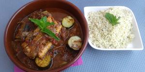 Valentino and Co Canet Restaurant oriental évoque son Cousous au poisson parmi ses spécialités orientales et méditerranéennes, à découvrir en centre-ville.