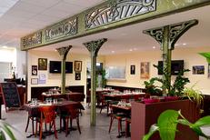 Académie Lax Perpignan et son restaurant d'application avec les élèves du centre de formation Cuisine (® SAAM-S.Delchambre)