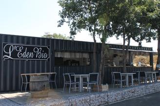 L'Eden Bio Perpignan Restaurant Bio fait maison propose une cuisine fait maison avec des plats sans lactose et sans gluten dans un food truck.(® eden bio)