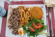 Libanais Perpignan au restaurant l'Hibiscus qui propose des spécialités libanaises à déguster sur place ou à emporter (® l'Hibiscus)