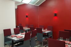Restaurant libanais 66 l'Hibiscus qui propose une cuisine libanaise à déguster sur place ou à emporter (® l'Hibiscus)