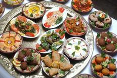 Restaurant libanais Perpignan à l'Hibiscus qui propose une cuisine libanaise à déguster sur place ou à emporter (® l'Hibiscus)