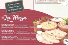 Restaurant libanais Perpignan L'Hibiscus et sa Carte