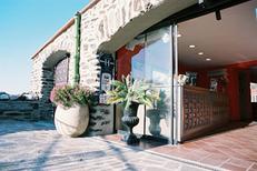 Entrée du restaurant La Balette dans la cite de Collioure