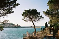 Superbe vue mer du restaurant La Balette dans la cite de Collioure