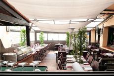 Le Concorde restaurant Saint Estève propose une salle lumineuse (® networld-Bruno Aguje)