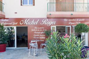Michel Roger Saleilles restaurant, traiteur et épicerie fine avec plats cuisinés, boucherie, charcuterie et fromages affinés (® networld-Aguje)