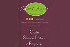 Michel Roger Saleilles propose des plats à emporter à découvrir dans la carte Service Traiteur à emporter
