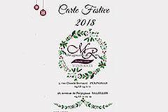 Michel Roger Traiteur Saleilles présente sa carte et ses menus de Fêtes de fin d'année. Réservez votre traiteur pour Noël, les réveillons et le Jour de l'An.
