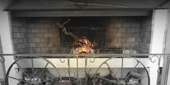 Cuisine au feu de bois (crédits photos: networld-fabrice Chort)
