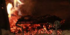 Grillades au feu de bois perpignan (crédits photos: networld-fabrice Chort)