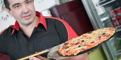 Pizzeria Perpignan et ses pizzas à déguster au restaurant ou à emporter ou à livrer (® networld-L.Nyilasi)